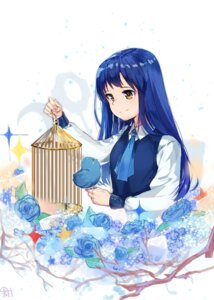 Rating: Safe Score: 16 Tags: kisaragi_chihaya porch5681 seifuku the_idolm@ster User: saemonnokami