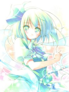 Rating: Safe Score: 26 Tags: kibushi konpaku_youmu sword touhou User: fairyren