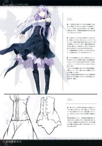 Rating: Safe Score: 18 Tags: asahiage dress pantyhose poco User: fireattack