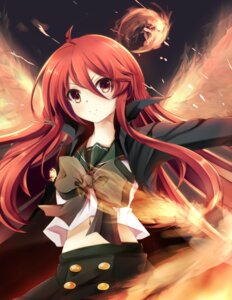 Rating: Safe Score: 37 Tags: seifuku shakugan_no_shana shana soundsechop User: Mr_GT