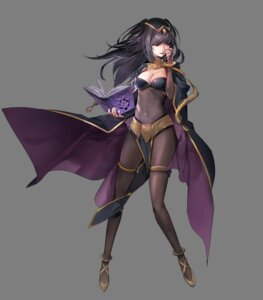 Rating: Questionable Score: 18 Tags: bodysuit cleavage fire_emblem fire_emblem_heroes fire_emblem_kakusei garter nintendo pantyhose see_through tharja transparent_png zis User: Radioactive