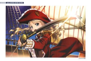 Rating: Safe Score: 16 Tags: hiroe_rei screening sword User: Prishe