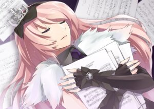 Rating: Safe Score: 19 Tags: hijiki megurine_luka vocaloid User: fairyren