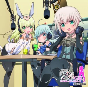 Rating: Safe Score: 19 Tags: baselard disc_cover frame_arms_girl gourai headphones stylet User: saemonnokami