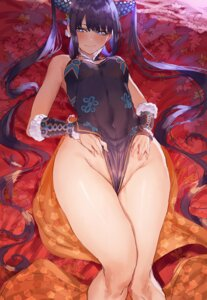 Rating: Questionable Score: 64 Tags: aochoku asian_clothes cameltoe fate/grand_order leotard nopan yang_guifei_(fate/grand_order) User: BattlequeenYume