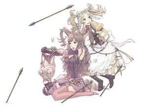 Rating: Safe Score: 36 Tags: armor cleavage dress fire_emblem fire_emblem_kakusei kozaki_yuusuke liz_(fire_emblem) lolita_fashion nintendo stockings sumia thighhighs User: Radioactive