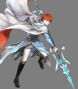 Rating: Questionable Score: 3 Tags: eliwood fire_emblem fire_emblem:_rekka_no_ken fire_emblem_heroes heels nintendo sword tagme uniform wada_sachiko weapon User: fly24