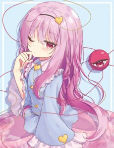 Rating: Safe Score: 20 Tags: beni_kurage komeiji_satori touhou User: Mr_GT