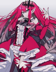 Rating: Questionable Score: 15 Tags: fairy_knight_tristan_(fate) fate/grand_order gala_(16901040) pointy_ears tagme thighhighs User: Dreista
