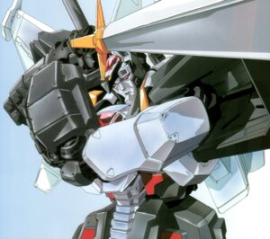Rating: Safe Score: 5 Tags: dancouga mecha User: Radioactive
