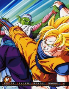 Rating: Safe Score: 4 Tags: calendar dragon_ball male piccolo son_goku User: Radioactive