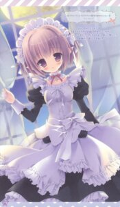 Rating: Safe Score: 31 Tags: elf frill_frill maid morinaga_korune pointy_ears User: petopeto