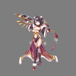 Rating: Questionable Score: 13 Tags: armor asian_clothes heels hoshi_no_girls_odyssey no_bra stockings sword thighhighs transparent_png User: Radioactive