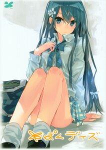 Rating: Safe Score: 119 Tags: ponkan_8 seifuku yahari_ore_no_seishun_lovecome_wa_machigatteiru. yukinoshita_yukino User: yong