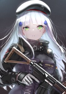 Rating: Safe Score: 39 Tags: girls_frontline gun hk416_(girls_frontline) kachiyori User: Nepcoheart