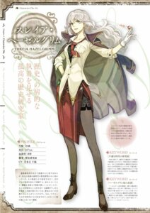 Rating: Safe Score: 4 Tags: atelier atelier_escha_&_logy digital_version hidari jpeg_artifacts profile_page threia_hazelgrimm User: Shuumatsu