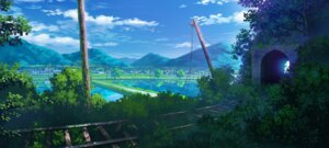 Rating: Safe Score: 40 Tags: landscape monorisu User: mash