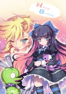 Rating: Safe Score: 33 Tags: abyss_of_parliament chuck pantsu panty panty_&_stocking_with_garterbelt stocking thighhighs User: blooregardo