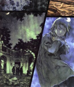 Rating: Safe Score: 5 Tags: abe_yoshitoshi haibane_renmei rakka User: Davison