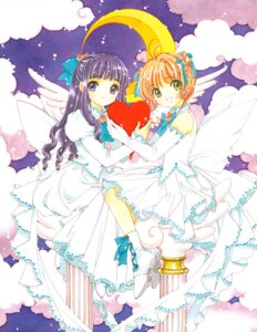 Rating: Safe Score: 5 Tags: card_captor_sakura clamp daidouji_tomoyo kinomoto_sakura possible_duplicate tagme User: Omgix