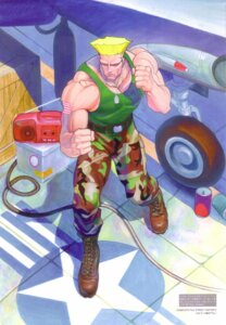 Rating: Safe Score: 2 Tags: guile male street_fighter User: Radioactive