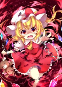 Rating: Safe Score: 28 Tags: bondage dress flandre_scarlet sisterakuma touhou wings User: Mr_GT
