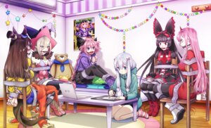 Rating: Safe Score: 48 Tags: animal_ears astolfo_(fate) bondage cleavage crossover darling_in_the_franxx el_condor_pasa eromanga-sensei eudetenis fate/grand_order gate:_jieitai_kanochi_nite_kaku_tatakaeri horns izumi_sagiri magilou pantyhose pointy_ears rory_mercury stockings tail tales_of_berseria thighhighs trap uma_musume_pretty_derby uniform zero_two_(darling_in_the_franxx) User: Mr_GT