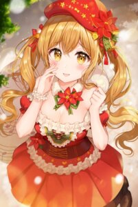 Rating: Safe Score: 50 Tags: bang_dream! christmas cleavage dress ichigaya_arisa tokkyu User: lounger
