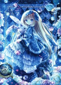 Rating: Questionable Score: 49 Tags: heels loli lolita_fashion see_through skirt_lift tinkle wa_lolita User: Twinsenzw