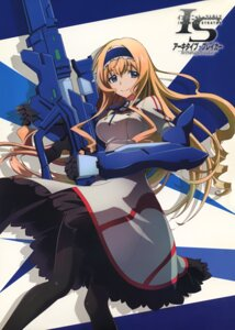 Rating: Safe Score: 20 Tags: armor cecilia_alcott gun infinite_stratos pantyhose seifuku tagme User: DDD