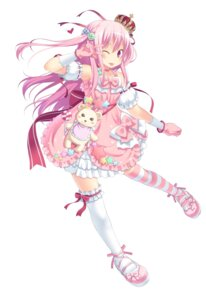 Rating: Safe Score: 40 Tags: amamiya_minato dress thighhighs User: fairyren