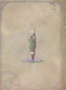Rating: Safe Score: 8 Tags: gun takase_akiko violet_evergarden violet_evergarden_(character) User: tuyenoaminhnhan
