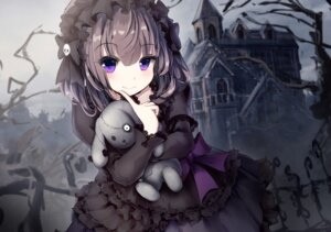 Rating: Safe Score: 93 Tags: apple228 dress gothic_lolita lolita_fashion User: Mr_GT