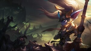 Rating: Safe Score: 26 Tags: armor league_of_legends poppy wallpaper User: charunetra