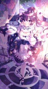 Rating: Safe Score: 10 Tags: artist_revision bang_dream! cleavage cosplay maid re_zero_kara_hajimeru_isekai_seikatsu shirokane_rinko wine_(2148_wine) User: Mr_GT