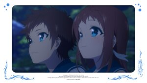 Rating: Safe Score: 17 Tags: mukaido_manaka nagi_no_asukara sakishima_hikari seifuku User: alice4