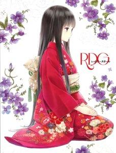 Rating: Safe Score: 43 Tags: kimono kishida_mel rdg:_red_data_girl suzuhara_izumiko User: fireattack