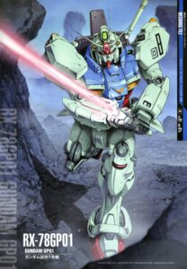 Rating: Safe Score: 10 Tags: gp01 gundam gundam_0083 mecha ueda_youichi User: Radioactive