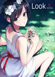 Rating: Safe Score: 41 Tags: dress summer_dress takeuchi_aya User: fairyren