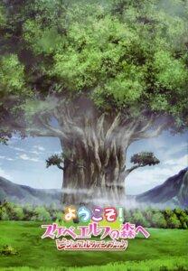 Rating: Safe Score: 8 Tags: aoi_nagisa_(artist) landscape youkoso!_sukebe_elf_no_mori_e User: kiyoe