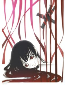 Rating: Safe Score: 11 Tags: enma_ai jigoku_shoujo oka_mariko User: charunetra