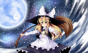 Rating: Safe Score: 7 Tags: kirisame_marisa tobi_(artist) touhou witch User: charunetra