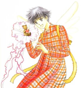Rating: Safe Score: 1 Tags: clamp suki User: Share