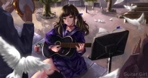 Rating: Safe Score: 29 Tags: ctrlz77 guitar seifuku User: Mr_GT