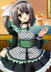 Rating: Safe Score: 21 Tags: maid nishimata_aoi ootori_naru oretachi_ni_tsubasa_wa_nai User: syaoran-kun