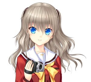 Rating: Safe Score: 10 Tags: charlotte key na-ga seifuku tomori_nao User: marechal