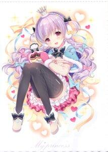Rating: Questionable Score: 29 Tags: heels konfe_shinsuki possible_duplicate sweater thighhighs uchi_no_himesama_ga_ichiban_kawaii w.label wasabi_(artist) User: Radioactive