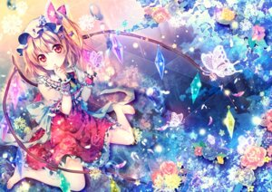 Rating: Safe Score: 53 Tags: dress flandre_scarlet riichu touhou wings User: 椎名深夏