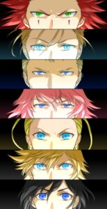 Rating: Safe Score: 6 Tags: axel demyx kingdom_hearts larxene marluxia okitsune roxas User: Radioactive