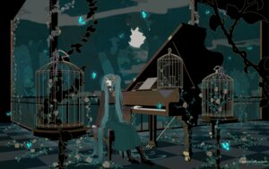 Rating: Safe Score: 13 Tags: eris_(artist) hatsune_miku vocaloid wallpaper User: Share